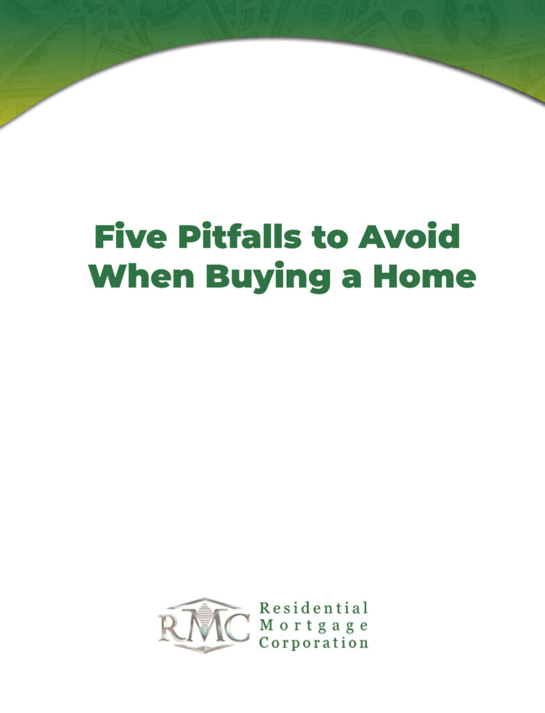 5 Pitfalls to avoid when buying a home